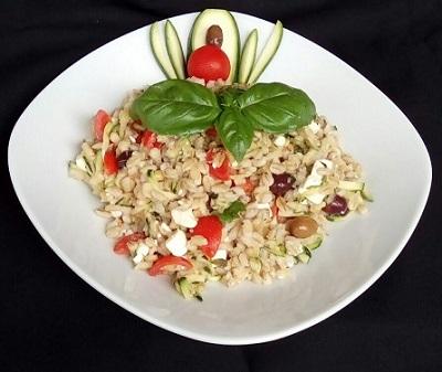 ricetta insalata estiva - Evidenza